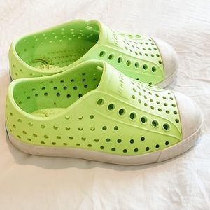 Native Lime Green C8 Jefferson Water Shoes